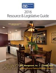 Harbour Lights Huntington Beach Apartments 2016 Aaoc Resource Guide By Apartment Association Of Orange