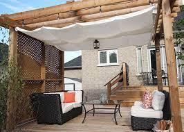 diy retractable pergola canopy