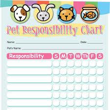 Imom Chore Chart Pet Responsibility Chart Imom