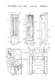 patent us4576312 fuel dispensing station google patents patent drawing