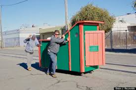 Small Picture Artist Gregory Kloehn Builds Homeless Shelters Out Of Trash