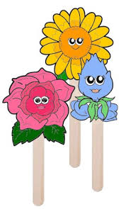 Small Picture Flower Friends Puppets MakingFriendsMakingFriends