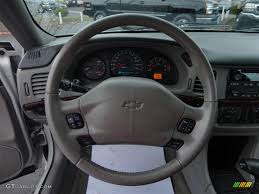 2003 Chevrolet Impala LS Medium Gray Steering Wheel Photo ...