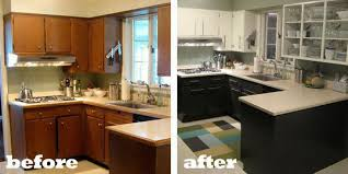 easy cheap kitchen makeovers kitchen makeovers on a budget before