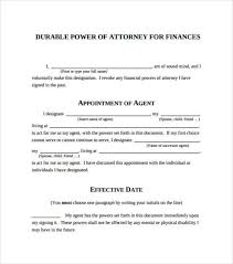 Letter For Power Of Attorney Sample Power Of Attorney Letter Template Business