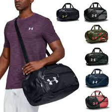 Details About Under Armour Unisex 2019 Undeniable Duffel 4 0 Sm Water Resistant Holdall Bag
