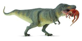 CollectA Tyrannosaurs Rex with Prey \u2013 Struthiomimus Toy Popular Toys for Kids that are 8 Years Old. Boys and Girls