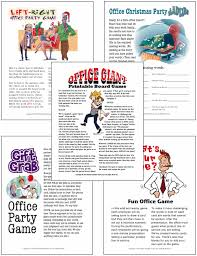 Christmas Office Party Games To Download Including