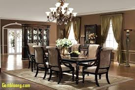 formal dining room table sets luxury with leather chairs tables size fo