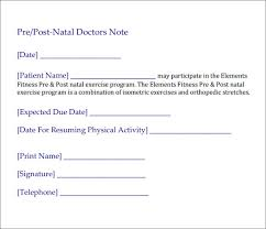 Doctors Note For A Cold 33 Doctors Note Samples Pdf Word Pages