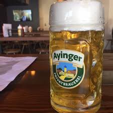 photo of bärchen beer garden omaha ne united states ayinger great
