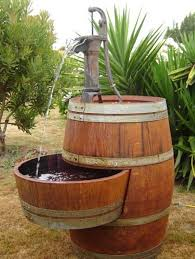 wine barrel furniture plans. DIY-Ways-To-Re-Use-Wine-Barrels-19 Wine Barrel Furniture Plans U