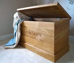 best wooden toy chest with name for your home idea