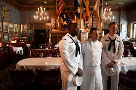 Navy Cook Navy Submarine Chefs Learn To Cook From Brown Palace Hotel Chef