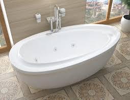 hydro systems bathtubs elegant venzi tullia 38 x 71 x 20 oval freestanding whirlpool jetted bathtub