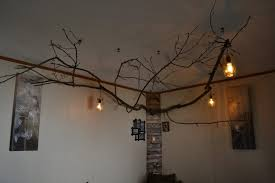 firefly branch chandelier diy tree light globe modern tree branch chandelier92