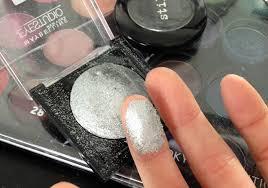 kesha makeup tutorial silver shadow