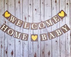 Welcome Home Baby Boy Banner Welcome Home Baby Welcome Home Baby Banner Baby By