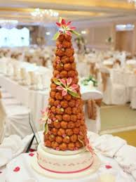 Croquembouches French Wedding Cakes