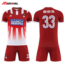 Football Design Authentic Uniforms Plain Soccer New Outfits 2019 Custom Line Own Your Maker On Oem Kits With Logo Jerseys