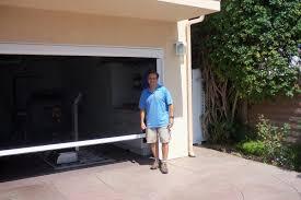 top 49 wicked retractable garage door screen cost motorized