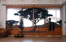 Image Animal Themed Homedit African Themed Interior Design From Carecutare