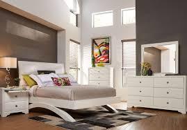 Belcourt White 5 Pc Queen Platform Bedroom - Queen Bedroom Sets Colors