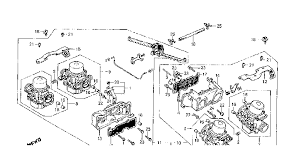 1983 honda gold wing gl1100 carburetor assembly parts best oem schematic search results 0 parts in 0 schematics
