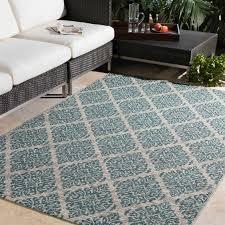 surya eagean aqua black light gray white rectangular area rug eag 2314 rec