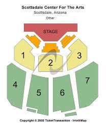 Scottsdale Center For The Arts Seating Chart Concert Venues In Scottsdale Az Concertfix Com