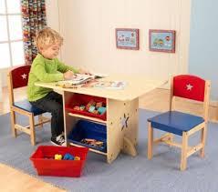 kidkraft natural rectangle table amp 2 chair set 26681 elegant kidkraft round storage