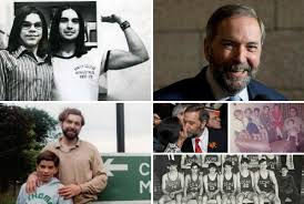Thomas Mulcair Cast As A Leader From A Young Age The Star