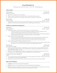 9 Curriculum Vitae For Bankers Bussines Proposal 2017