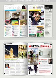 Indesign Magazine Templates 34 High Quality Psd Indesign Magazine Templates Bashooka
