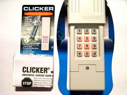 Tips & Ideas: Clicker Universal Garage Door Opener | How Do You ...