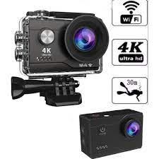 Xả kho sập sàn) camera hành trình 4k,Camera Hành Trình Eken H9R 4K Ultra HD  Wifi - Hàng nhập khẩu - bảo hành uy tín
