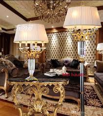 industrial style living room genial luxury crystal floor lamp for living room decorative floor lamps