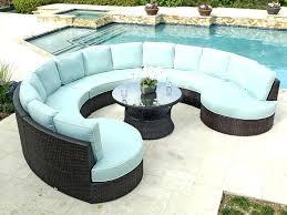 design awesome circular outdoor seating