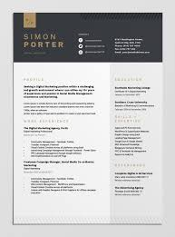 12 Best Free Resume Templates Tips On How To Stand Out Easil