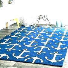 round navy blue nursery rug baby rugs zebra in the with for design nautical area light