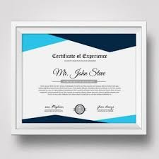 Corporate Certificate Template Certificate Template In 2019 Certificate Templates Award