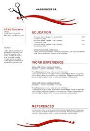 Cosmetology Resume Template Fbadcbdfcfce Cool Cosmetology Resume