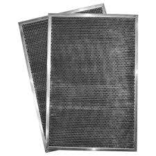 Exhaust Hood Filter Whirlpool Range Hood Replacement Charcoal Filter 2 Pack