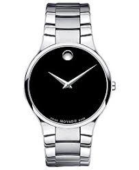 movado watches macy s movado men s swiss serio stainless steel bracelet watch 38mm 0606382