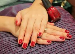 nail salons around metro manila