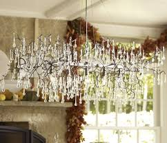 branch chandelier lighting. pottery barnu0027s lucinda branch chandelier lighting g