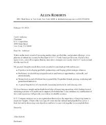 Examples Of Good Cover Letters For Resumes An Effective Cover Letter