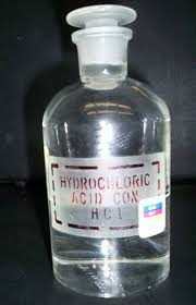 Difference Between Hydrofluoric Acid And Hydrochloric Acid
