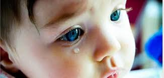 blocked tear ducts symptoms and