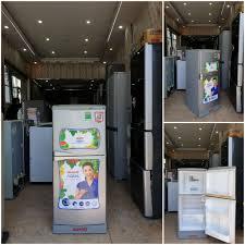 Tủ Lạnh SANYO 123L KHÔNG ĐÓNG TUYẾT - Phước Thanh Lý